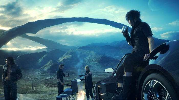 Il multiplayer di Final Fantasy XV ha bisogno di voi