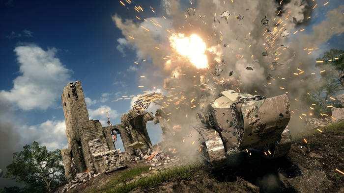 La nuova espansione di Battlefield 1 ha una data, nuovo trailer