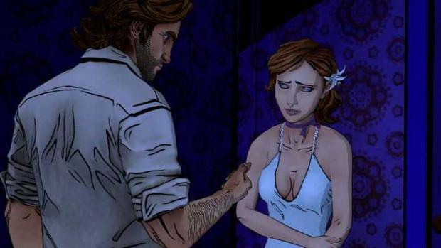 the wolf among us videogame