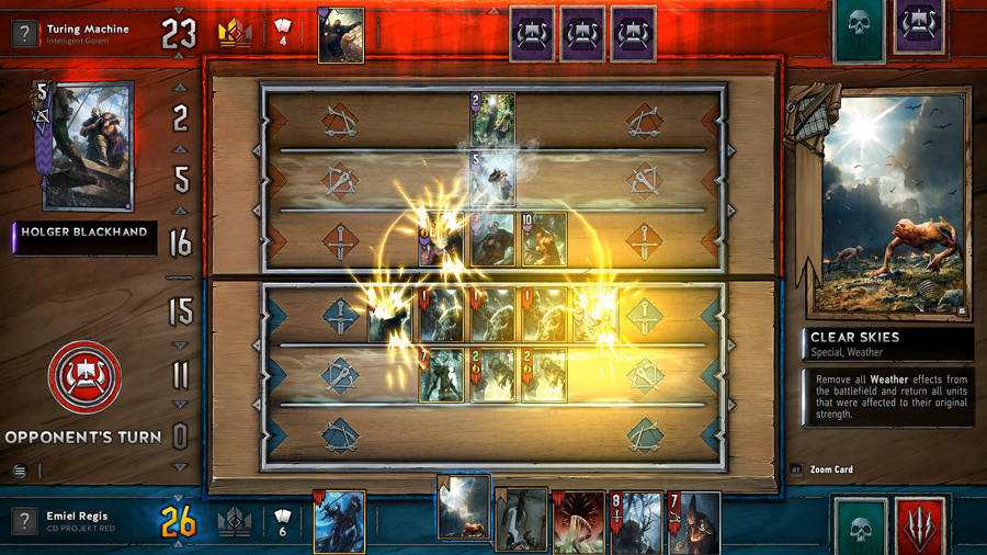 Anteprima - Gwent: The Witcher Card Game