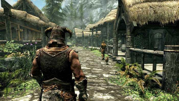 Skyrim passa alla realtà virtuale a Novembre su PSVR