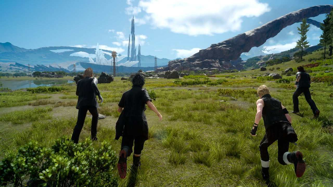 Final Fantasy XV notizie videogiochi
