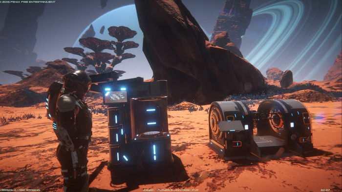 Disponibile il nuovo aggiornamento per Osiris New Dawn