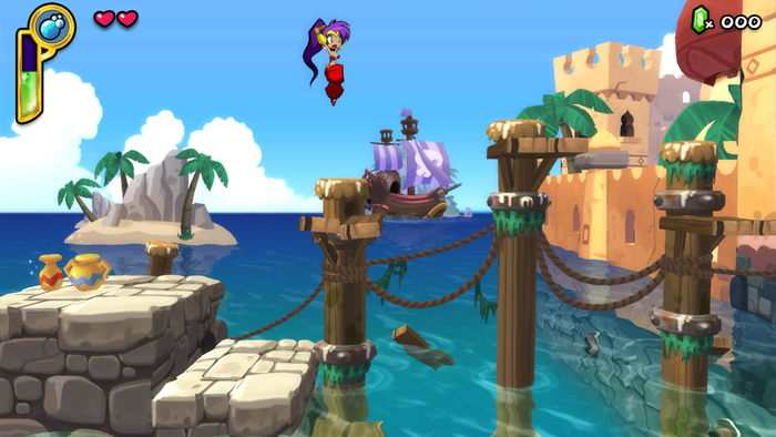 Recensione: Shantae - Half-Genie Hero