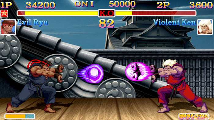 Ultra Street Fighter II: The Final Challengers su Switch a fine Maggio