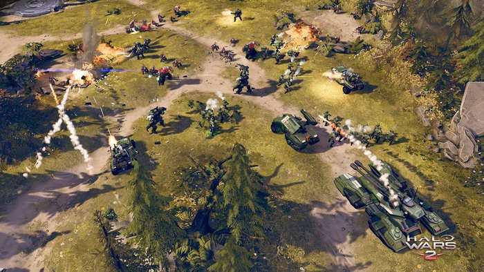 Microsoft va a Milano e invita a provare in anteprima Halo Wars 2