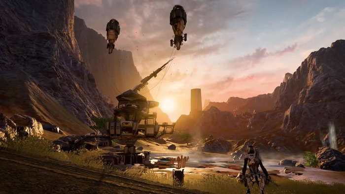 Mass Effect Andromeda in un video confronto, versione PC polverizza PS4 Pro