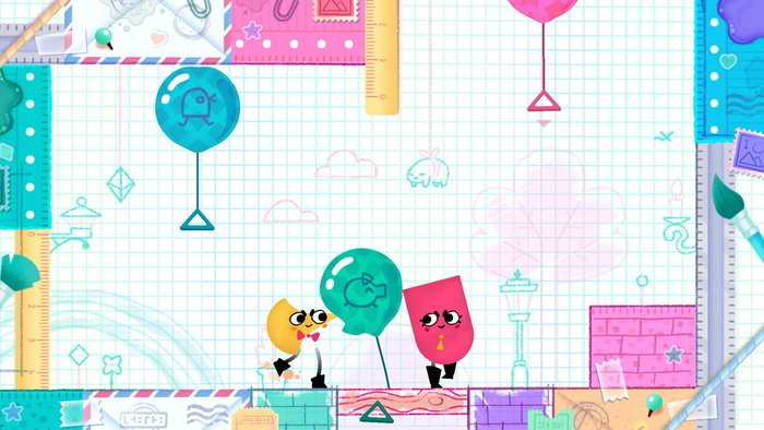 Snipperclips – Recensione