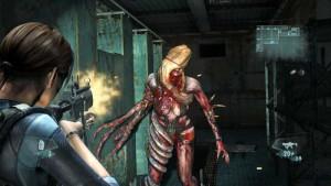 Resident Evil Revelations nrs