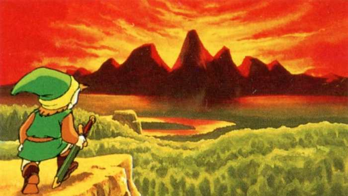 The Legend of Zelda nrs