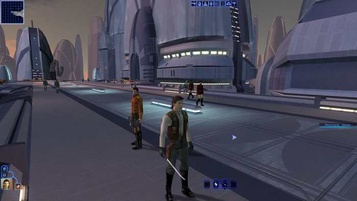 Perle del passato: Star Wars Knights of the Old Republic