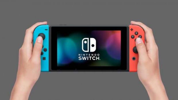 nintendo switch nrs