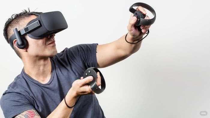 Oculus Rift Visore VR