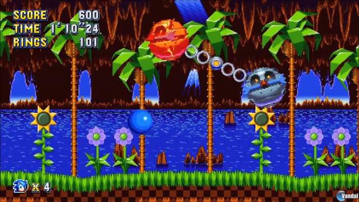 Sonic Mania, dito medio alzato e SEGA in stato confusionale