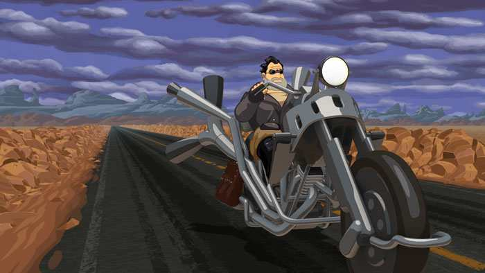 Full Throttle Remastered - Recensione