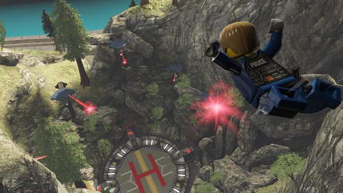 lego city undercover nrs