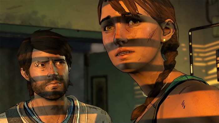 The Walking Dead – A New Frontier: Above the Law – Recensione
