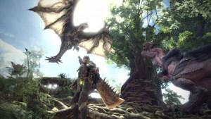 monster hunter world nrs
