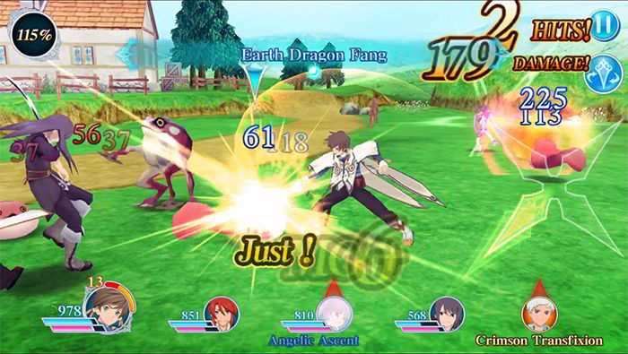 Tales of the Rays arriva in estate su mobile, F2P