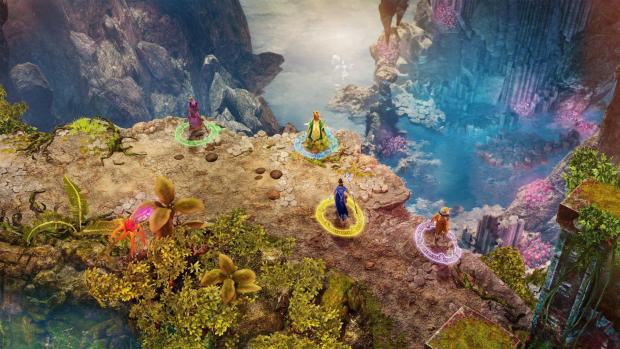 nine parchments
