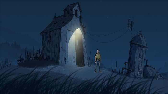 Unforeseen Incidents è l'avventura grafica ispirata a Lost e X-Files