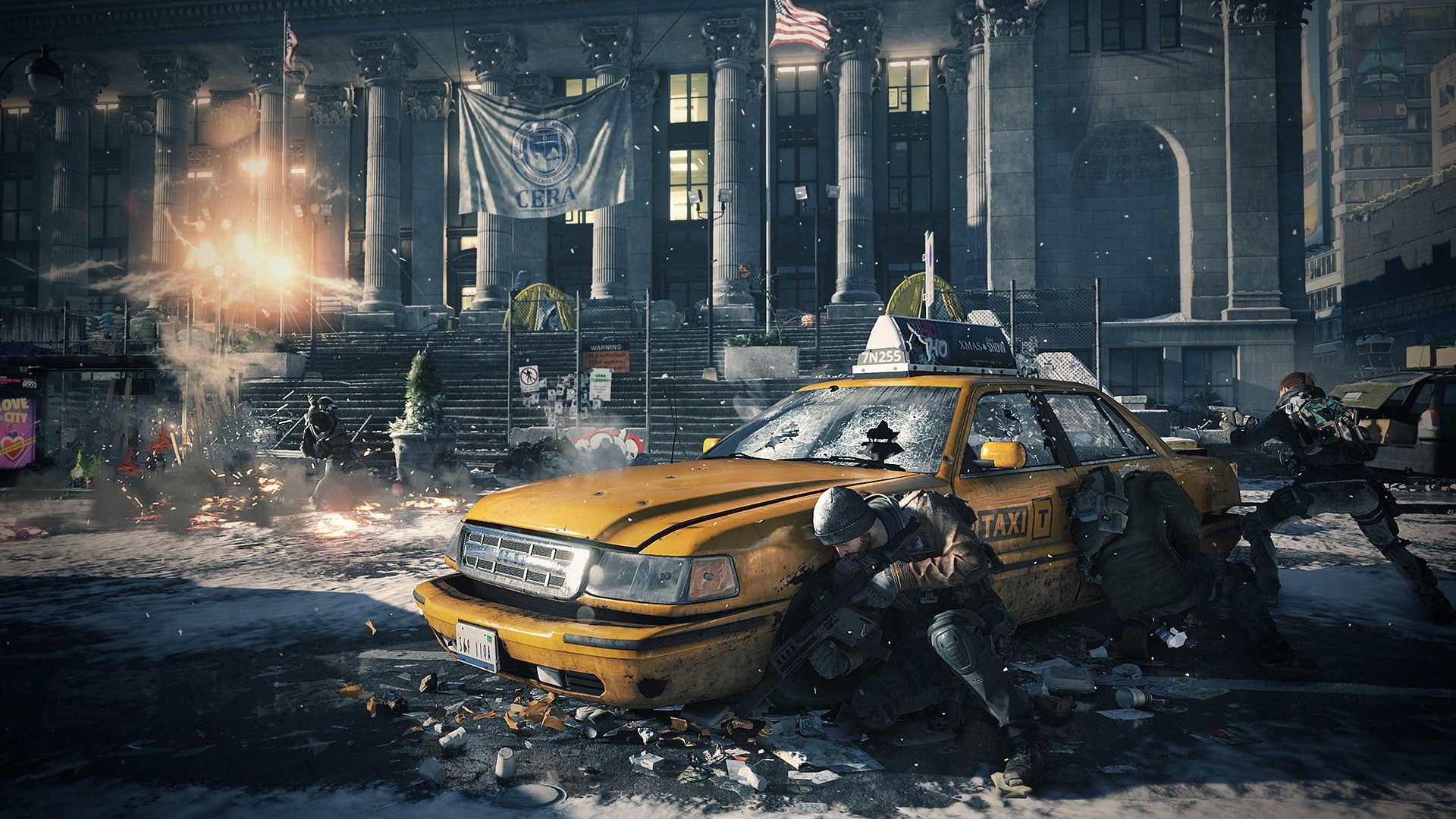 the division videogames