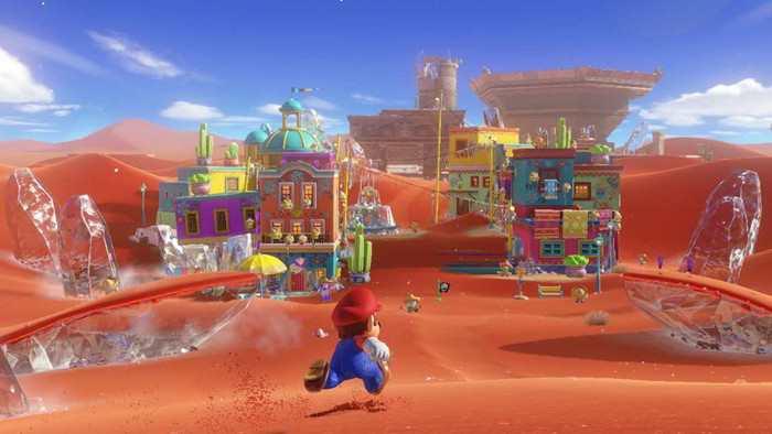 Super Mario Odyssey Recensione | Il single player è mor… ah no, nulla