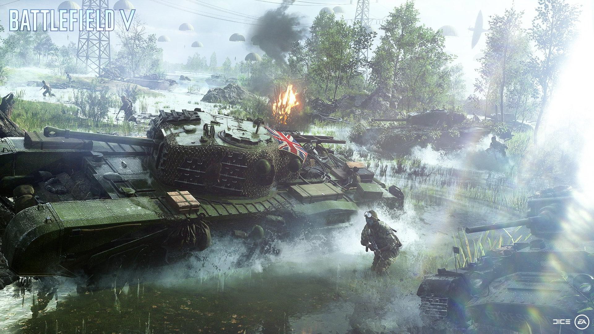 battlefield v 5 videogiochi