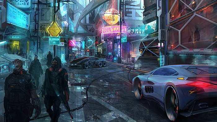 Cyberpunk 2077 col multiplayer per sopravvivere, ma CPR lascia l'avidità ad Electronic Arts