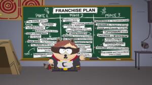 South Park Scontri di-Retti rientra di diritto nella classifica dei migliori giochi del 2017.