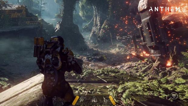 anthem speciale activision EA
