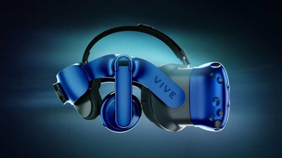 HTC presenta il Vive Pro, ma la realtà virtuale rimane una nicchia