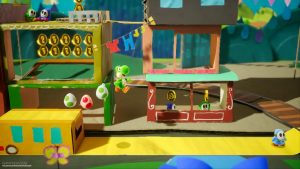 yoshi's crafted world giochi switch in uscita