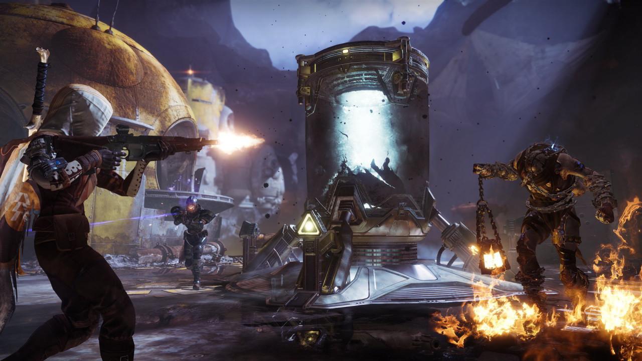 Destiny 2 forsaken i rinnegati recensione