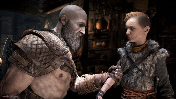god of war sony