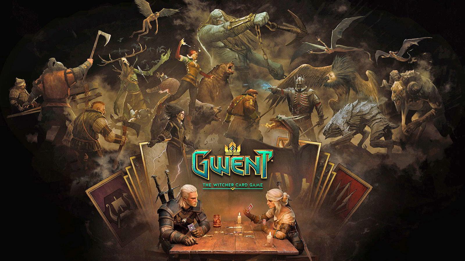 gwent giochi in uscita