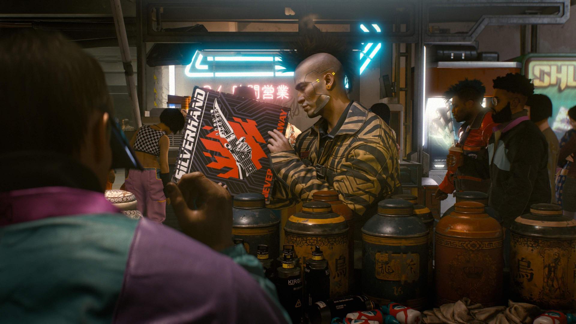 Cyberpunk 2077: parallelo con Anthem, confermato crunch in CD Projekt