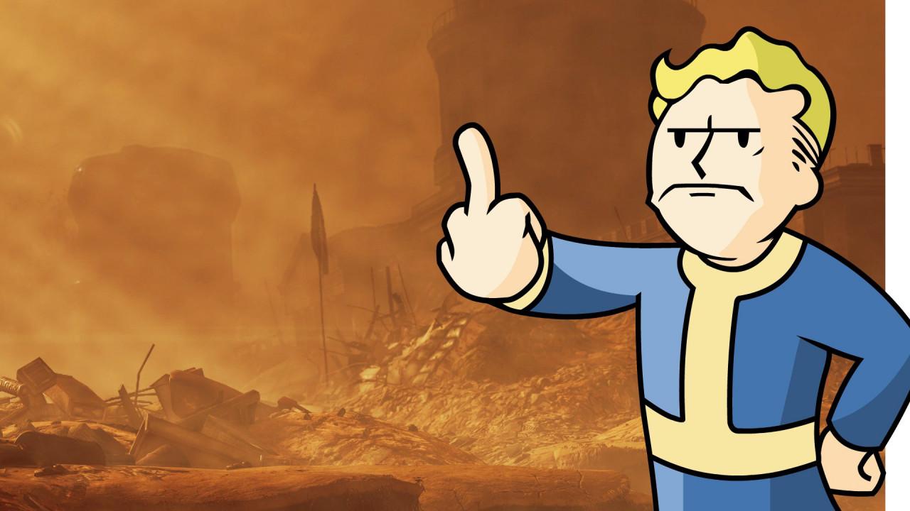 Il disastro di Fallout 76, ora anche nei migliori tribunali