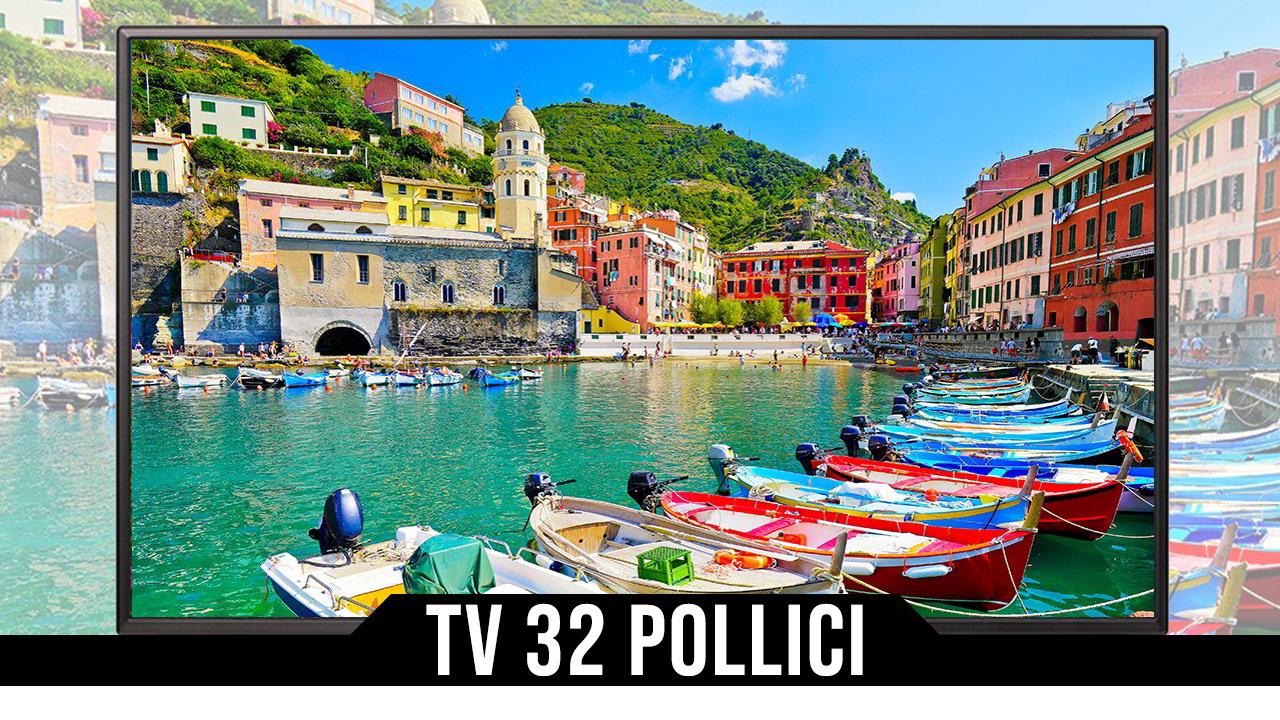TV 32 pollici: ecco i migliori TV da 200 a 400 euro (Gennaio 2019)