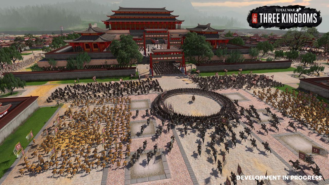 Total War THREE KINGDOMS giochi in uscita