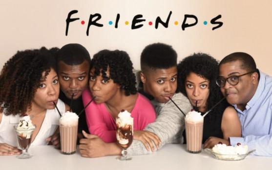 friends netflix