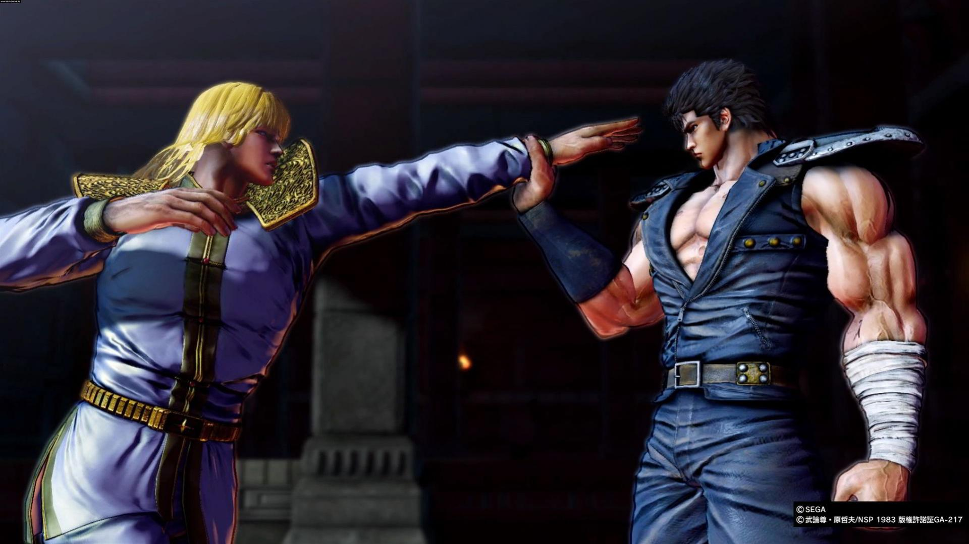 fist of the north star lost paradise kenshiro recensione