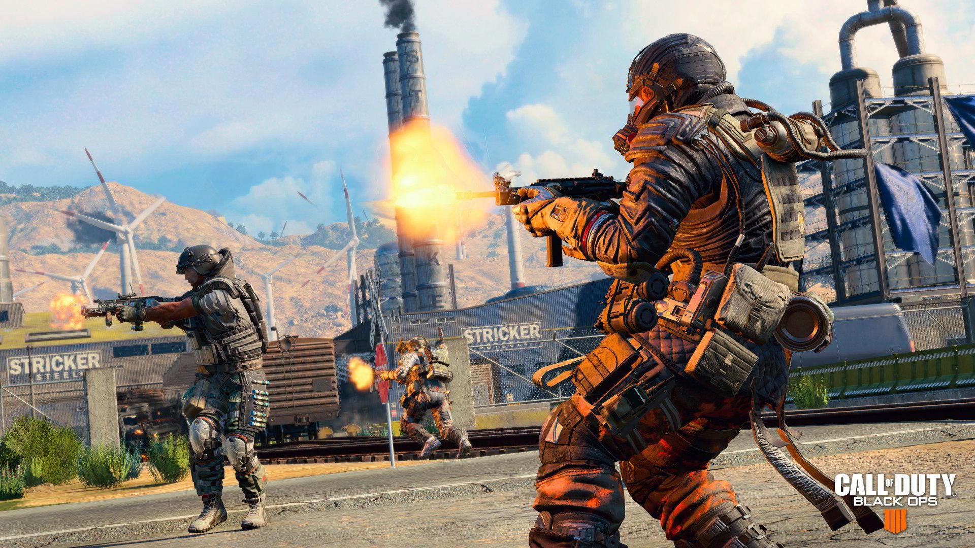 call of duty black ops 4 blackout microsoft