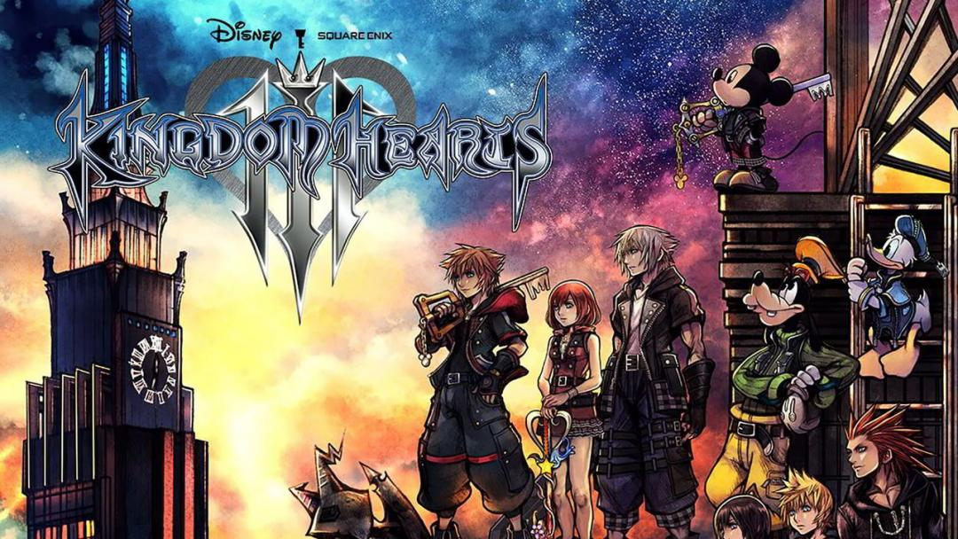 Kingdom Hearts III 3