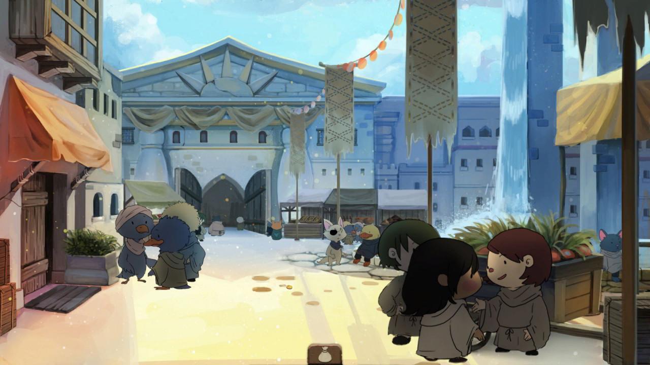 Nairi Tower of Shirin – Recensione