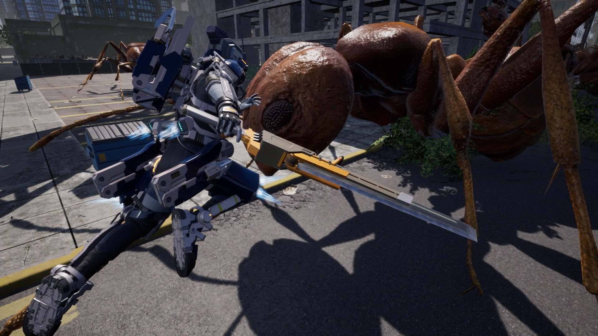 earth defense force iron rain giochi in uscita