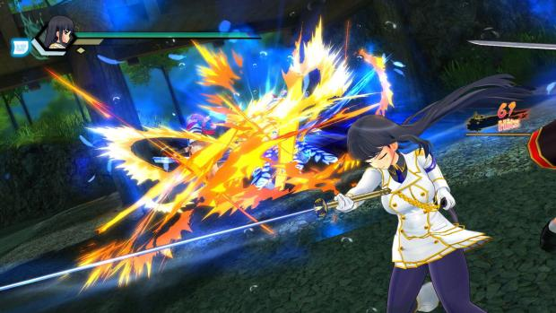 senran kagura burst re newal recensione