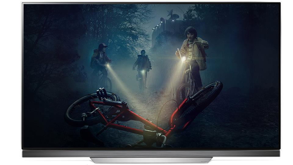 LG E7 oled migliori tv 2017