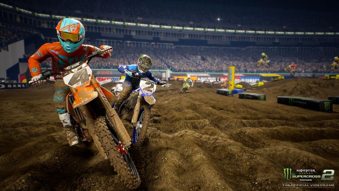 Monster Energy Supercross 2 -