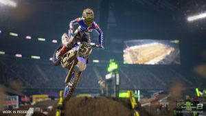 Monster Energy Supercross 2 recensione